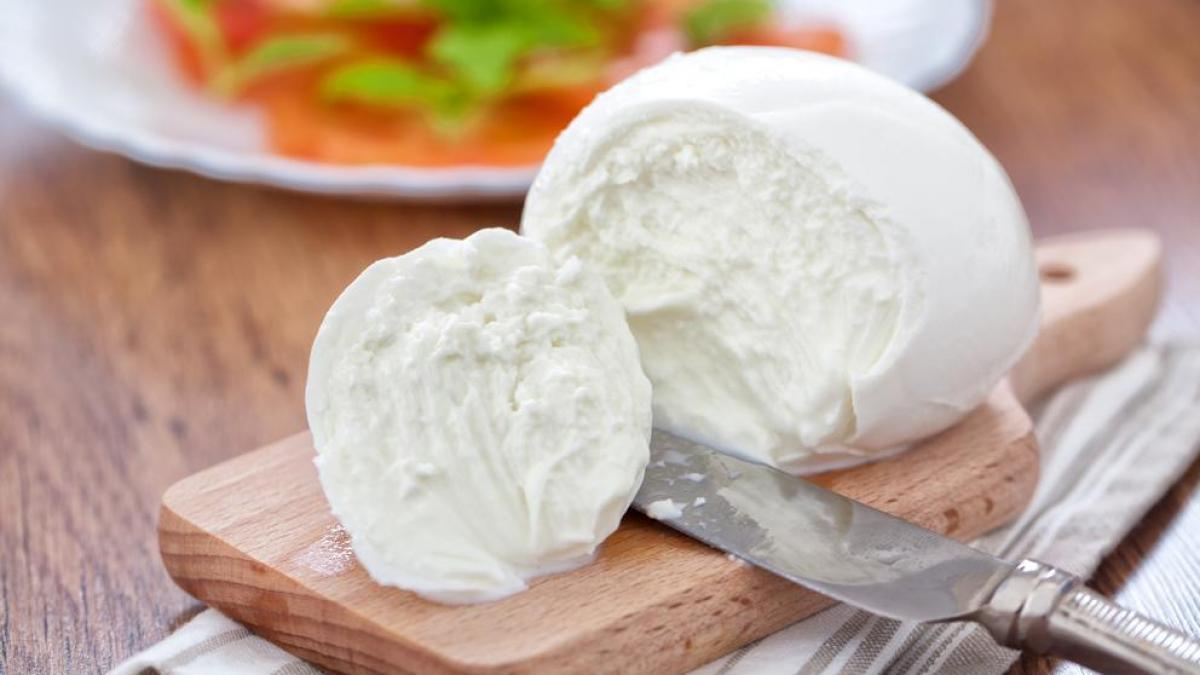 Mozzarella e burrata